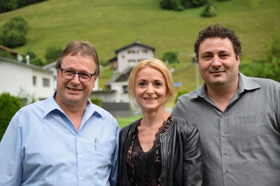 Vorstand Konsumgenossenschaft Surrein-Rabius